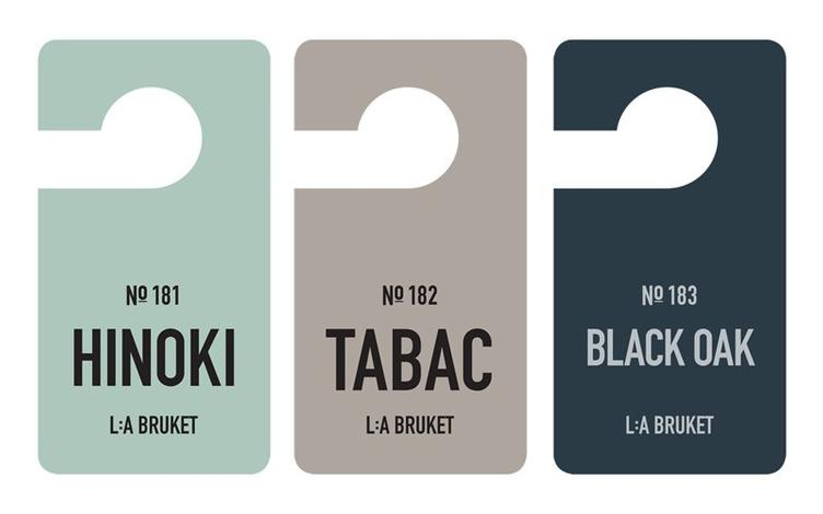 182 - Fragrance Tag Tabac