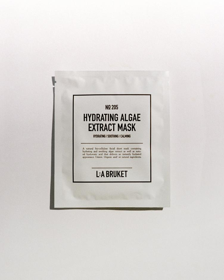 205 Hydrating algae extract mask