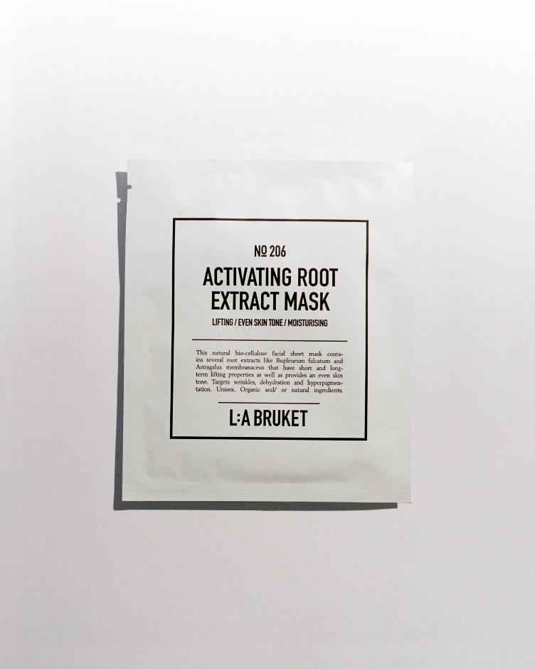 206 Activating root extract mask