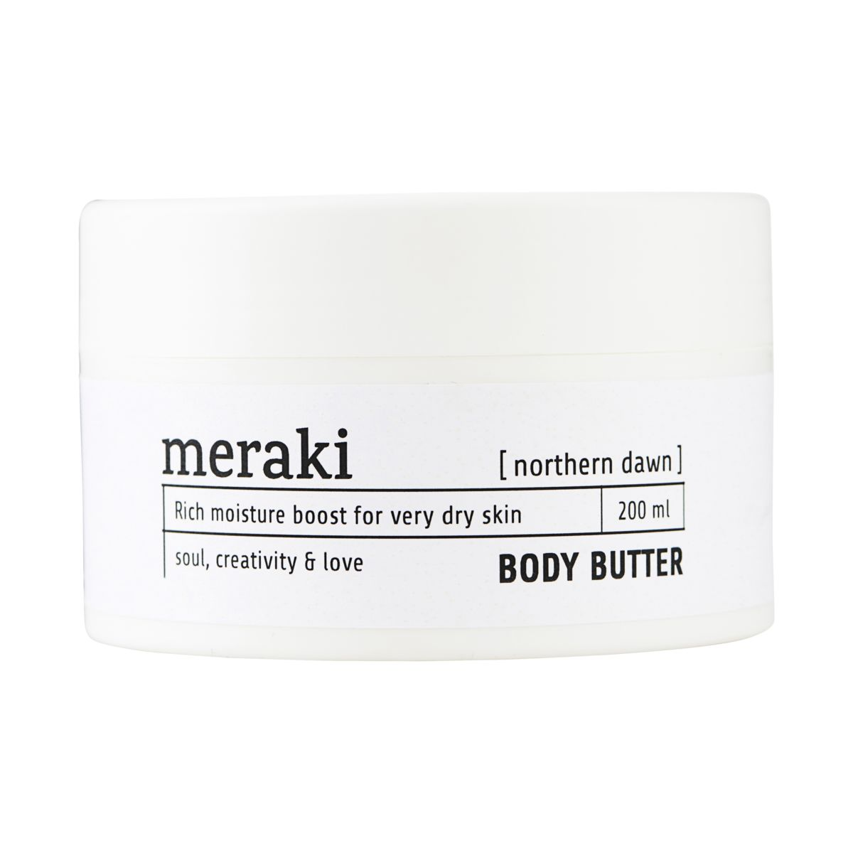 Body Butter `Nothers dawn` - 1
