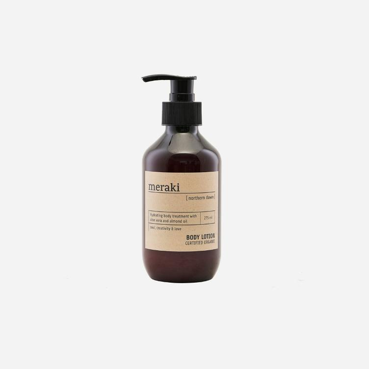 Bodylotion `Norther dawn`- Certified Organic