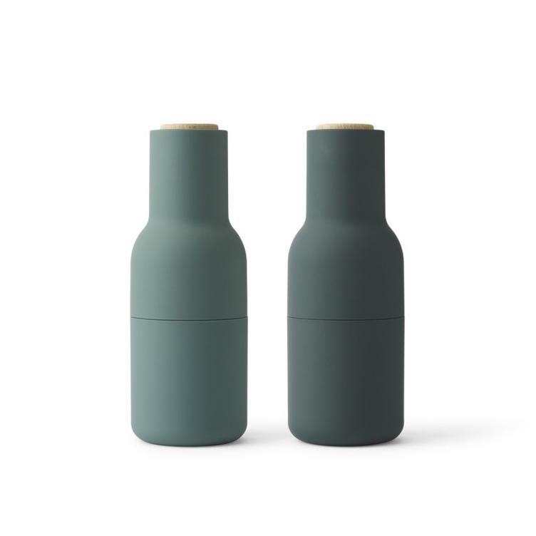 Bottle Grinder, Dark Green, 2-pack