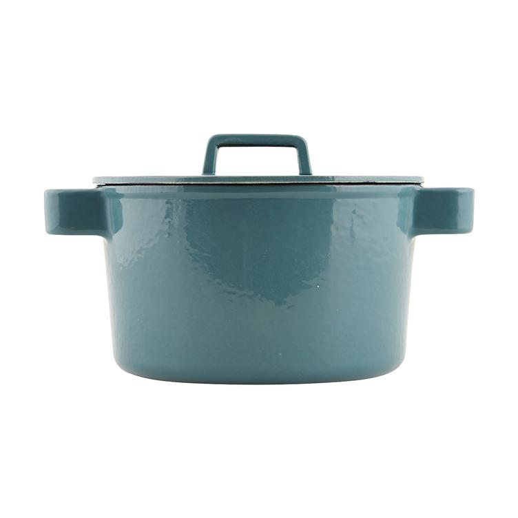 Cast Iron Pot with Lid 3.2 Lit