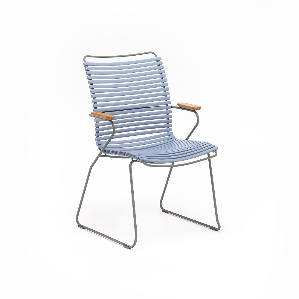 Click - Dining Chair Tall with Armrests - 5