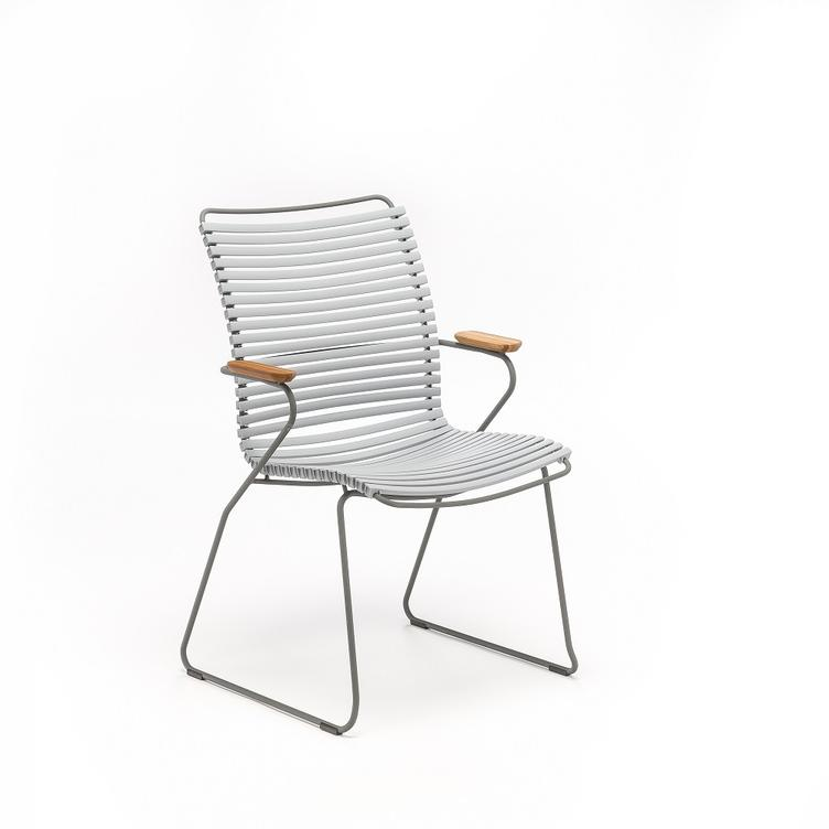 Click - Dining Chair Tall with Armrests