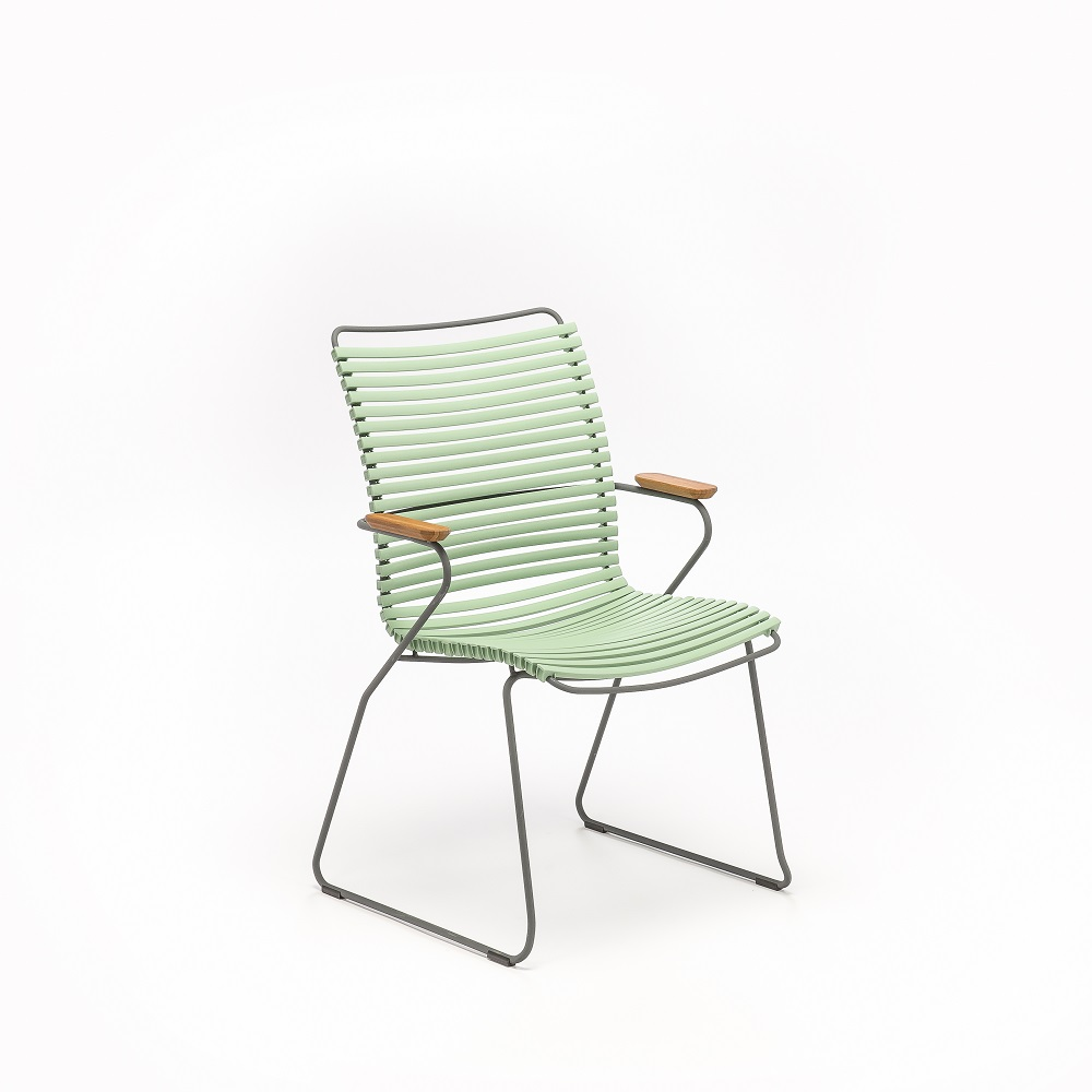 Click - Dining Chair Tall with Armrests - 3