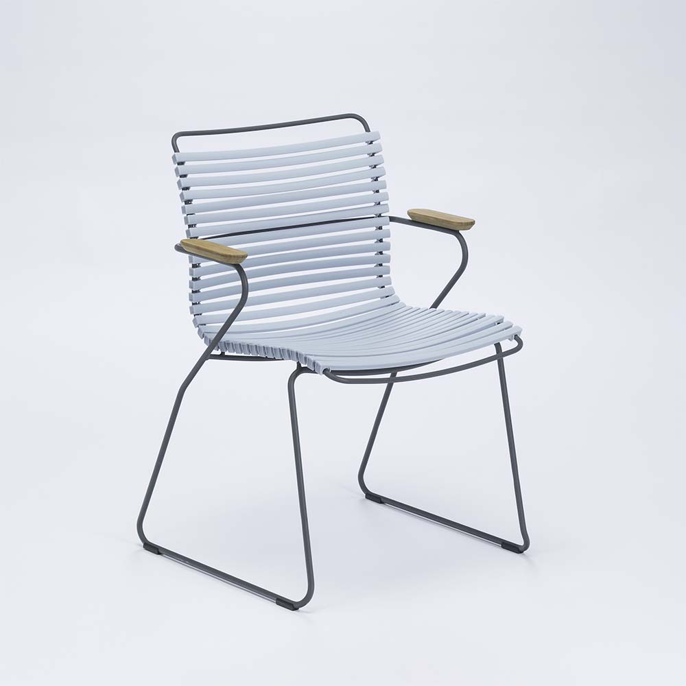 Click - Dining Chair with Armrests - 4