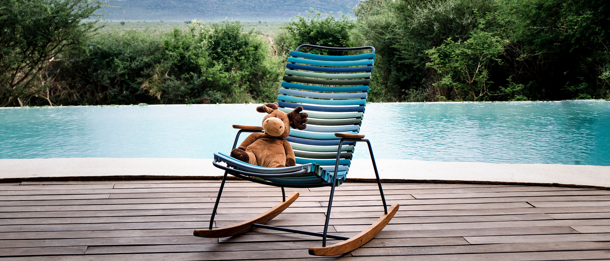 Click - Kids Rocking Chair - Schaukelstuhl - 1
