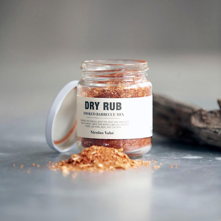 Dry Rub, Smoked Barbecue Mix