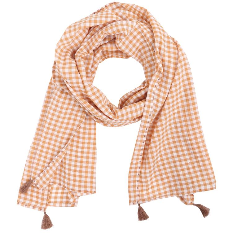 Foulard - Vichy Maple