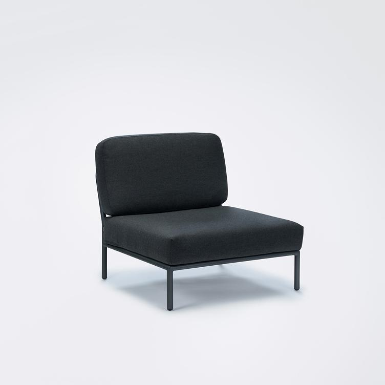 Lounge LEVEL Chair - single module - Natte