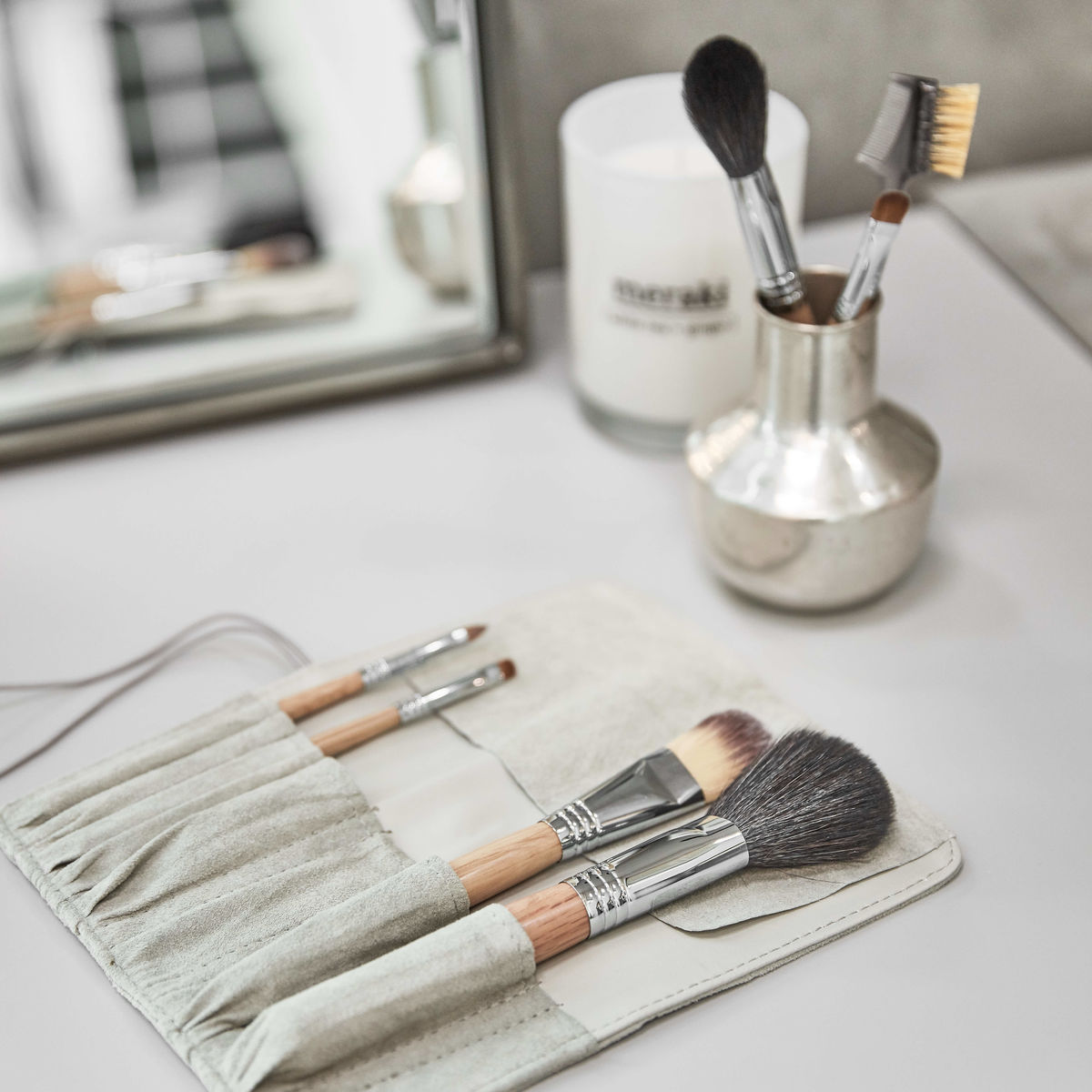 Make-up set, 7-teilig - 0