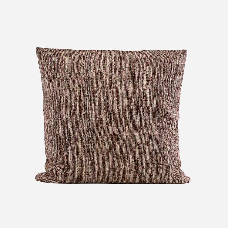 Pillowcase Riti Bordeaux