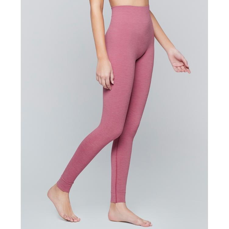 Seamless Leggings - Heather Rose