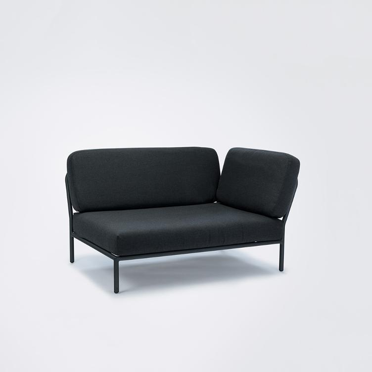Sofa LEVEL right corner - Natte