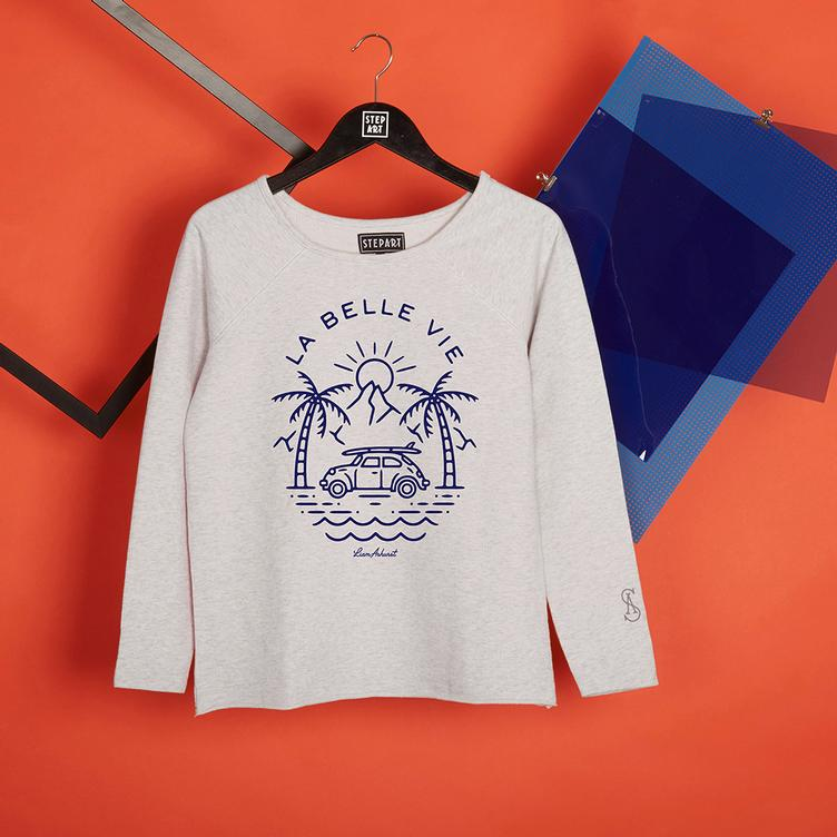 Sweat Shirt - Amour Eternel