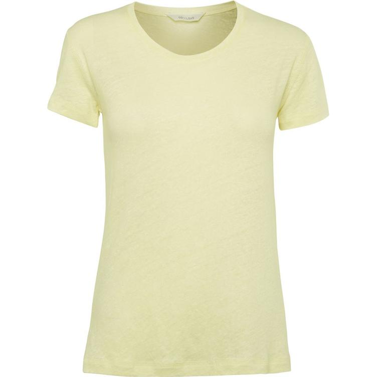 T-Shirt - Transparant Yellow