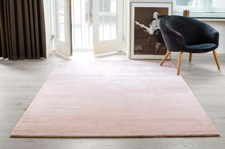 Teppich `BAMBOO`- Rose dust