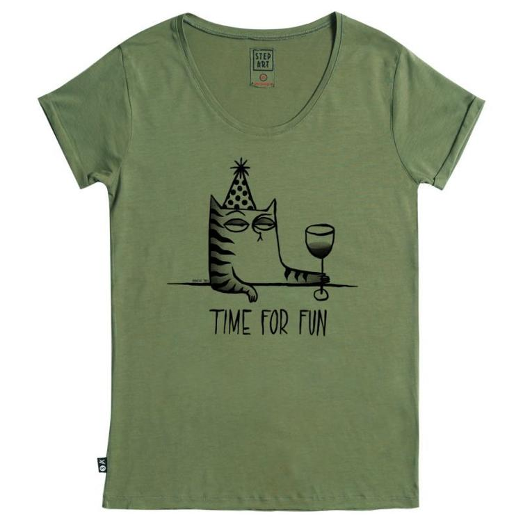 TIME FOR FUN - T-Shirt - Femmes